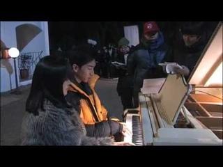 TK2H BTS Piano Scene Ha Ji Won n Lee Seung Gi