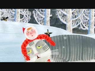Мышкины истории  Зимние сказки  от студии Союзмультфильм 2013 г.