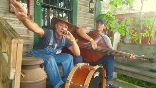 Jaw Harp Dubstep | Playing Jew's Harp Techno like a pro