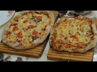 Люблю я пиццу! Мужская кухня.