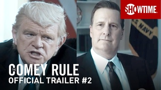 The Comey Rule | Official Trailer #2 | SHOWTIME