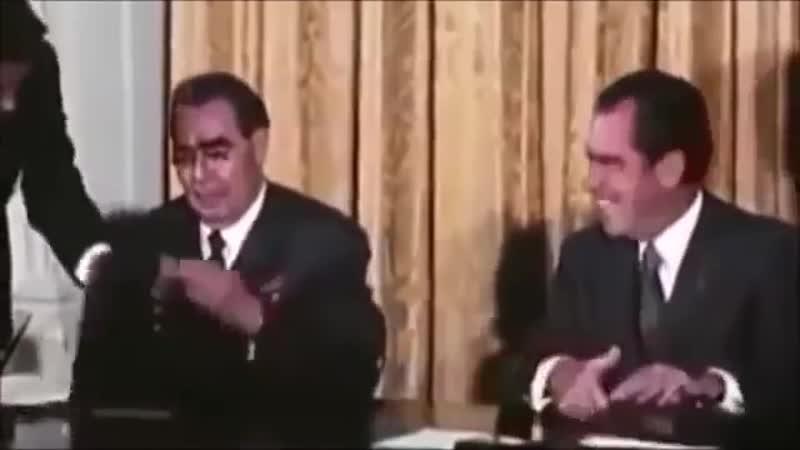 Кадиллак для Брежнева и Американские Лунные программы