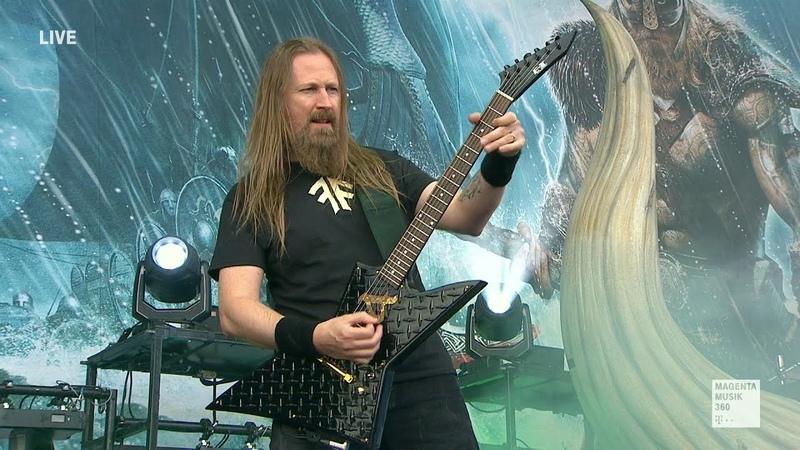 Amon Amarth Live @ Rock am Ring 2019