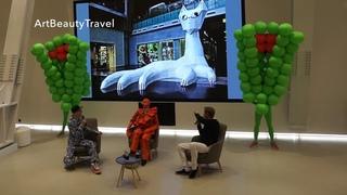 А. Бартенев и Ф. Павлов-Андреевич о Burning Man, начинающих художниках, выставке