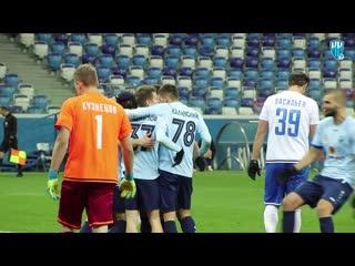 Голы матча ФК НН - Динамо Брянск