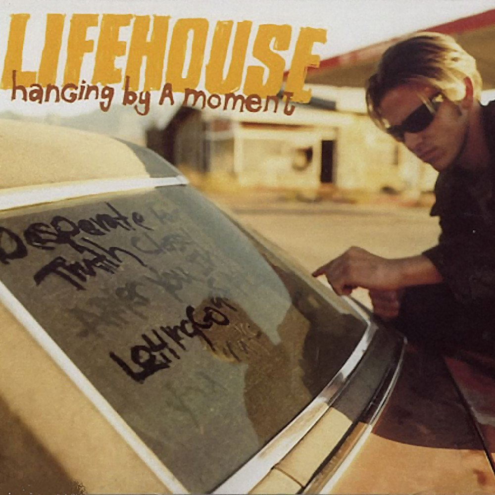 Lifehouse album Hanging by a Moment