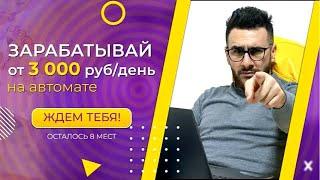 Система Автоматического Заработка от 3.000 рублей в день! Курс По Зернышку