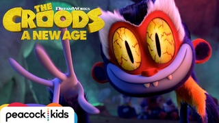 THE CROODS: A NEW AGE   Entering Punch Monkey Kingdom