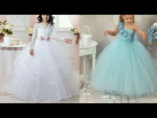 TOP 10 GORGEOUS PRETTY BALL GOWNS COLLECTION FOR KIDS 2019/FROCKS/PARTY WEAR