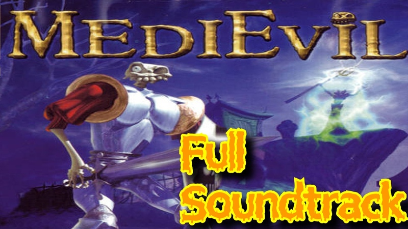 PS1 MediEvil Full Soundtrack (Complete OST)