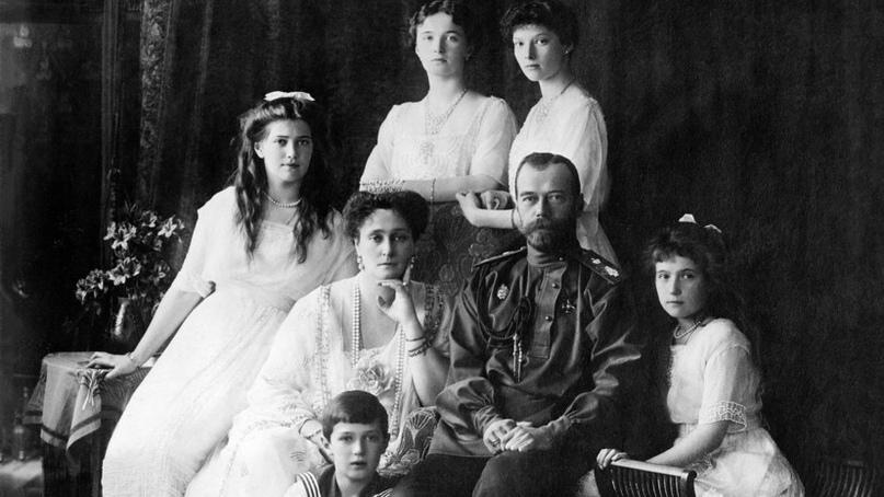 Арест Государя Императора Николая Александровича и Августейшей семьи, изображение №1