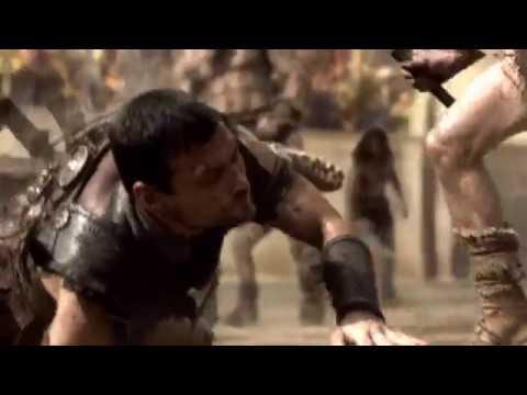 ⚔ Спартак Кровь и песок Битва 1 2 Один против шестерых