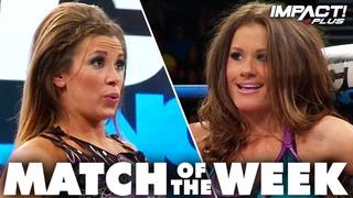 Mickie James vs Brooke Tessmacher: FULL MATCH (April 18, 2013) | IMPACT Wrestling Full Matches