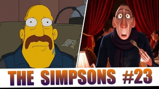 The Simpsons Tribute to Cinema: Part 23