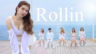 [K-POP IN PUBLIC UKRAINE] 브레이브걸스 (Brave Girls) - 롤린 (Rollin')   Dance cover by SPACTORY project