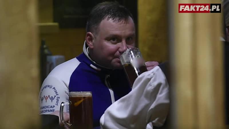 Prezydent Andrzej Duda musi wypic piwo nawarzone mu po matce z d. Milewska jak gen. Milewski od afery żelazo