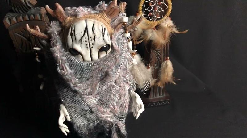 Магический помощник Древний Колдовской Дух Кларисса с подселением