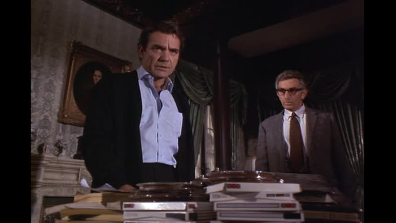 Night Gallery/Rod Serling/1969-71 (The Dead Man, The Housekeeper) Episode 4, 5