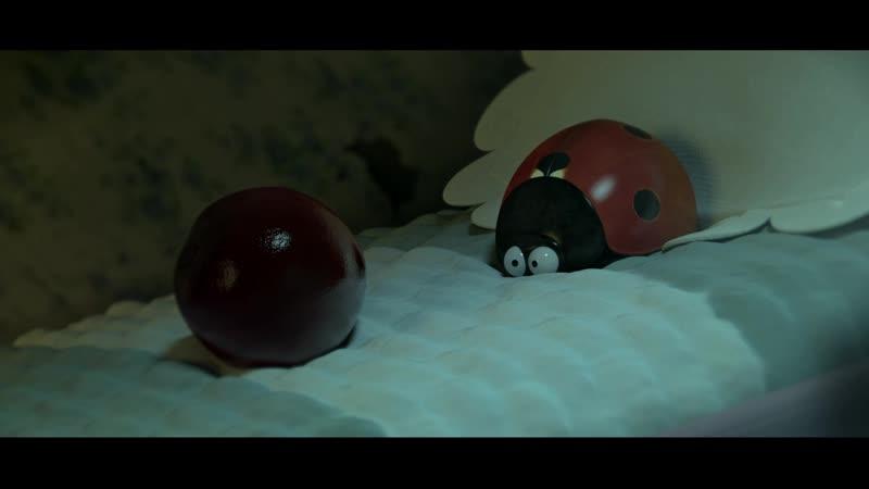Любовь паучок и божья коровка Букашки Приключение в Долине муравьев 2013