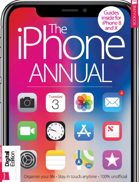 The iPhone Annual 3rd Edition by Future Publishing Ltd