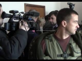 Донецк сегодня: МОМЕНТ мощного взрыва во время пресс-конференции ЖКХ. Украина новости сегодня