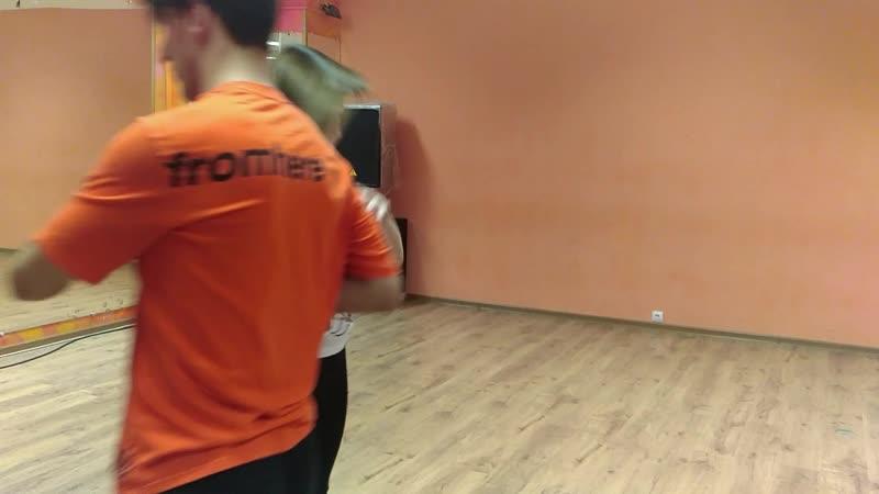 21.02.2020 Бачата с Али в Breeze dance. Резюме и импровизация