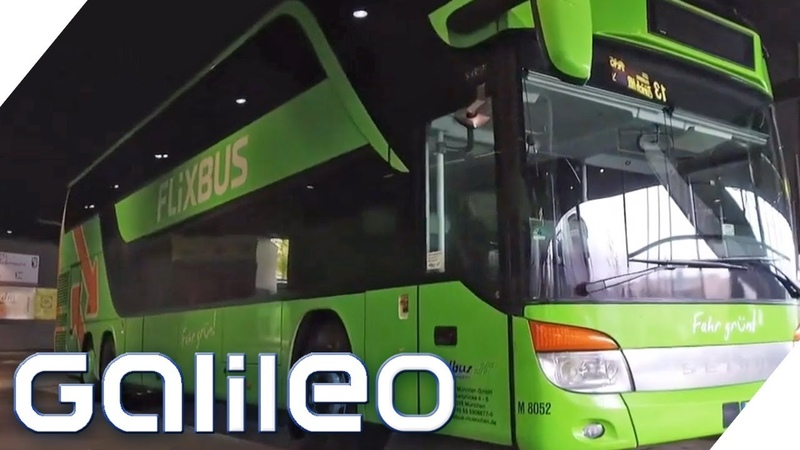 Flixbus Wie wurde das Start up so erfolgreich Galileo ProSieben