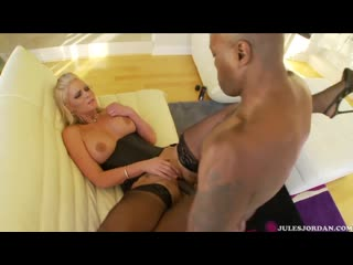 Phoenix Marie - Interracial Gaping