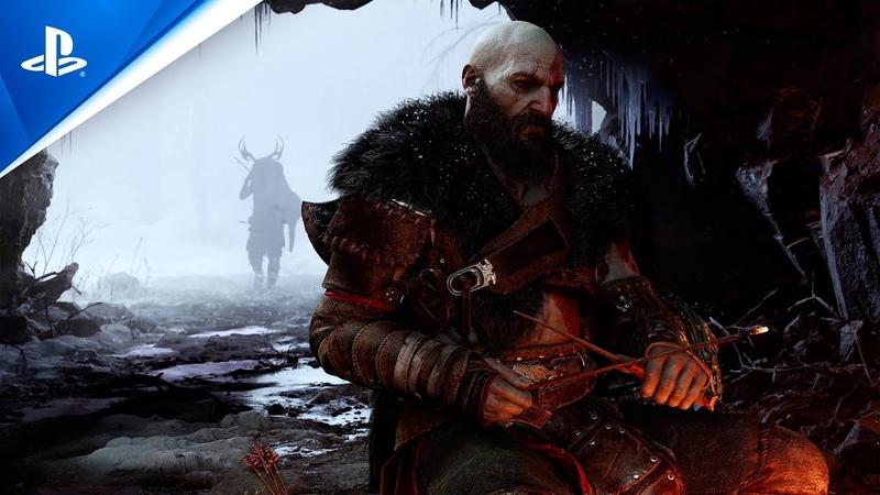 God of War Ragnarok Геймплейный трейлер PS5