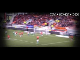 Kurt Zouma ● AS Saint-Étienne ● Skills Defence Goals ● 2012/2013 HD