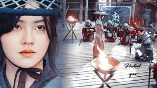 Princess Ga Jin & General Go geon -Protect you    River where the moon rises Fmv
