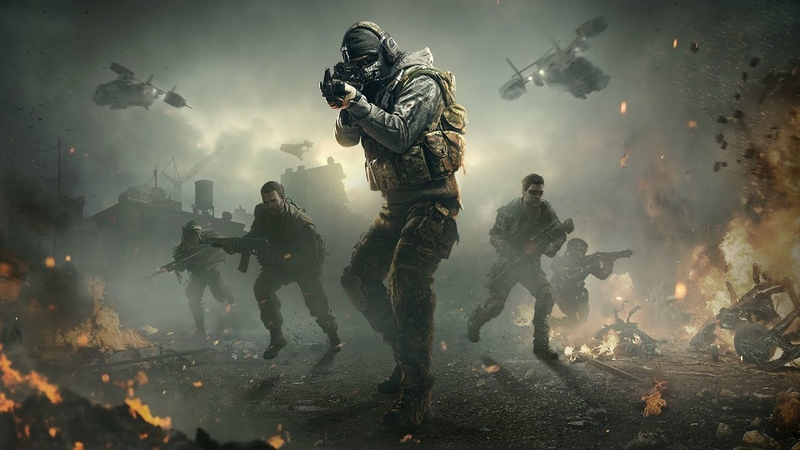 Call of Duty black ops 4 modern warfare spec ops modern warfare beta activision android games
