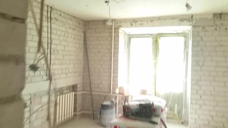 Капитальный ремонт 3-х комнатной квартиры на ул. Машиностроителей