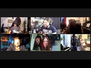 Der Dunkle Parabelritter - Twitch - Digital Taverne mit Versengold, Mr Hurley, Feuerschwanz, Das Niveau