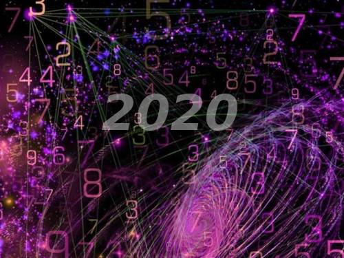 Нумерология 2020 года