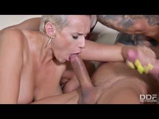 Angel Wicky - Busty BlondeS Three On One Fun порно porno русский секс домашнее видео brazzers porn hd