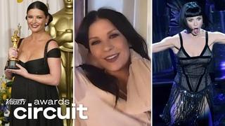 Catherine Zeta-Jones Recalls Her Oscar Performances of Iconic 'Chicago' Songs