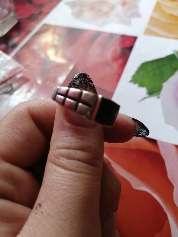 Купить кольцо мужское серебро, 1000₽ при | Объявления Орска и Новотроицка №8914