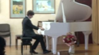 Терехов Илья - Л.В.Бетховен. Соната №16, 1 часть