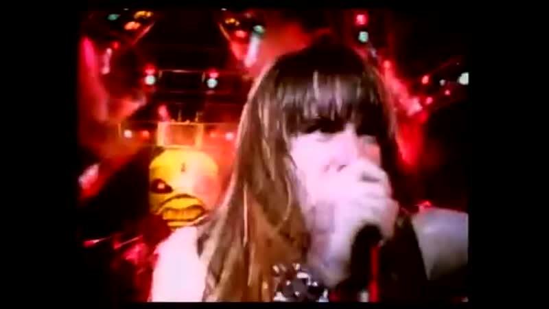Iron Maiden feat Вера Брежнева Iron Vera