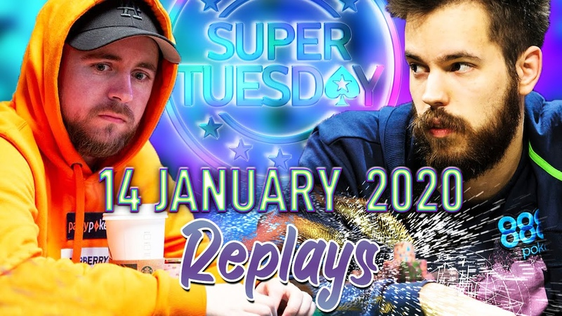 Super Tuesday 1_conor_b_1 | NITSCHE | pads1161 Poker Replays 2020