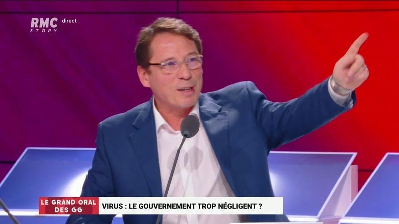 Le Grand Oral des GG Ludovic Toro médecin porte plainte contre Agnès Buzyn et Edouard Philippe