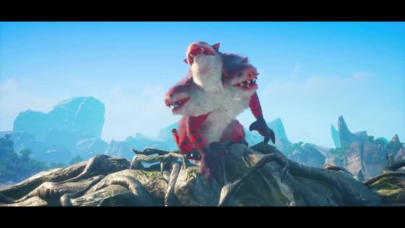 Biomutant Gameplay Trailer 2020