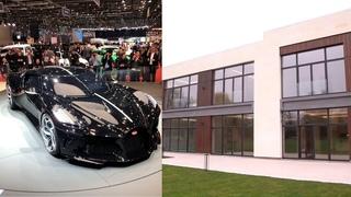 Обзор на роскошь: Самый дорогой автомобиль и дом за 500 млн р. НЕ секс,порно,голая,минет,вписка,сосет,мжм,жмж,блондинка,