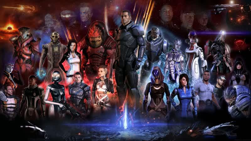 Бегущий за светом или любовь спасает Mass Effect
