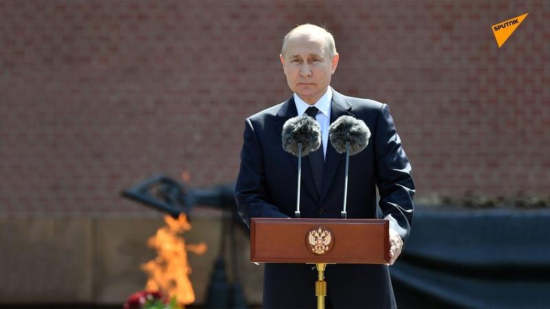 Putin Tako surov genocid istorija ne pamti