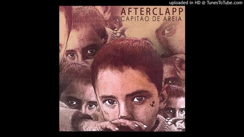 Afterclapp Capitão De Areia Original por Agenor Ribeiro