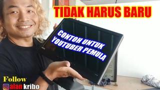 Youtuber Pemula Wajib Tiru Cara  Alan kribo dan Arya Dega