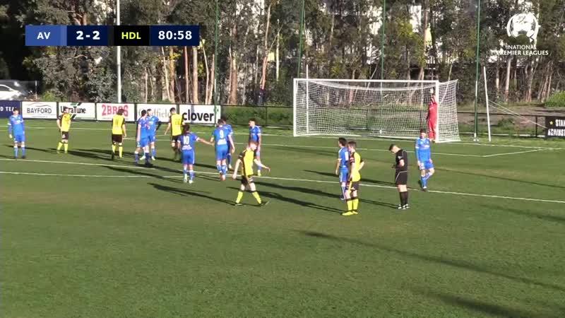 NPL Victoria Round 25, Avondale FC vs Heidelberg United
