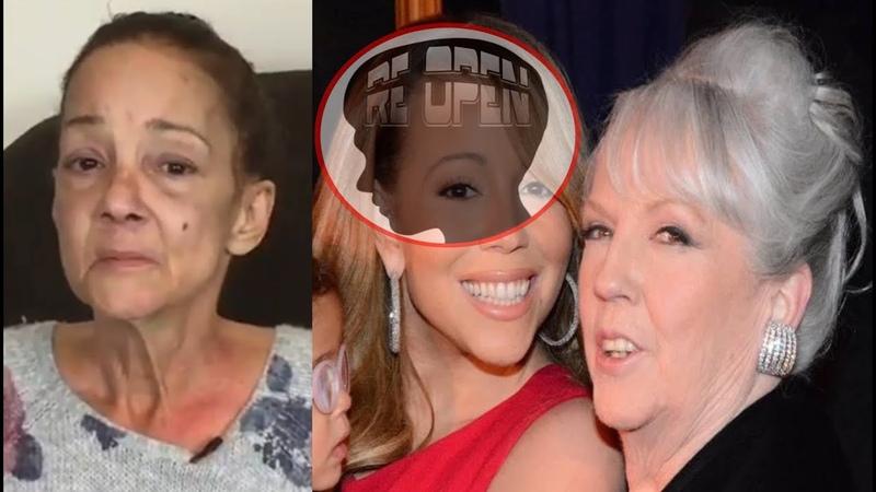 Pédo satanisme Alison Carey sœur de l'esclave Mariah Carey porte plainte contre sa mère